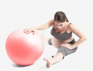 pregnancy-pilates-ball