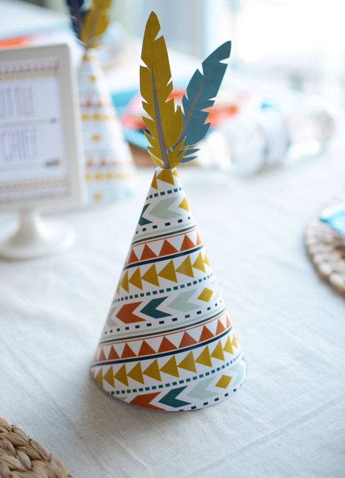 Tribal-Little-Brave-Man-themed-baby-shower-via-Karas-Party-Ideas-KarasPartyIdeas.com3_-1