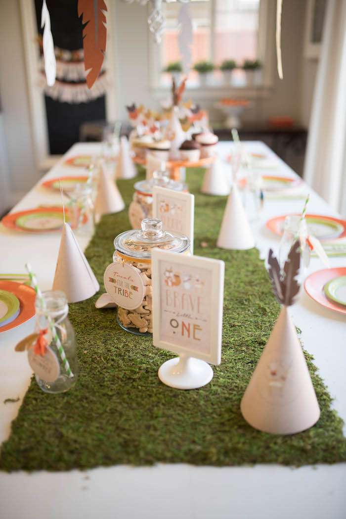Woodland-Animal-Birthday-Party-via-Karas-Party-Ideas-KarasPartyIdeas.com16