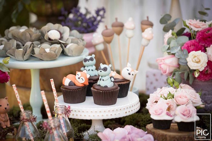 Woodland-Animal-Birthday-Party-via-Karas-Party-Ideas-KarasPartyIdeas.com27