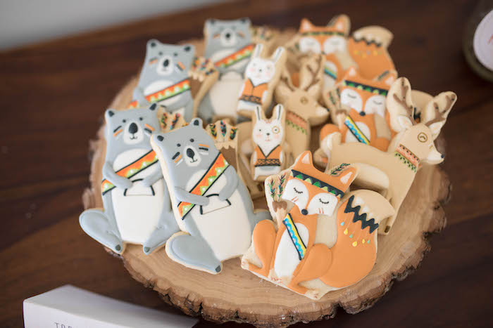 Woodland-Animal-Birthday-Party-via-Karas-Party-Ideas-KarasPartyIdeas.com29